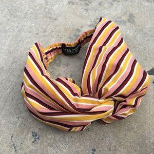 Zara stripped turban